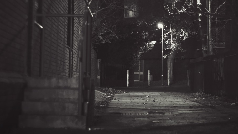 London is filled with spooky alleyways - and there's a story to most of them!